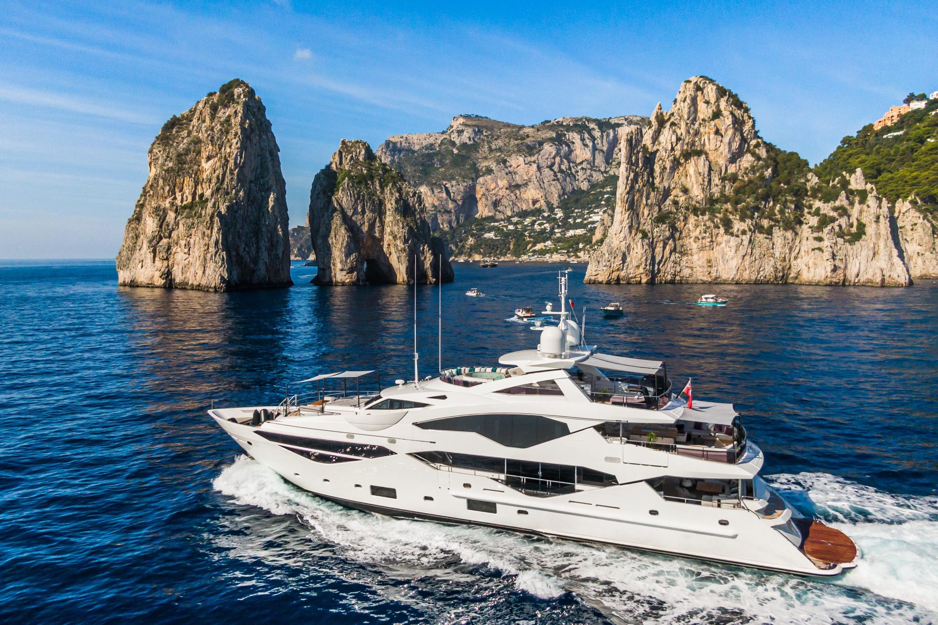 Sunseeker Yachts for Sale